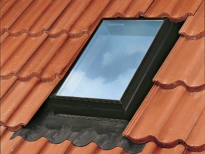 Kaltdachfenster - Dachluke, Zaspel-Dach - Dachflächenfenster