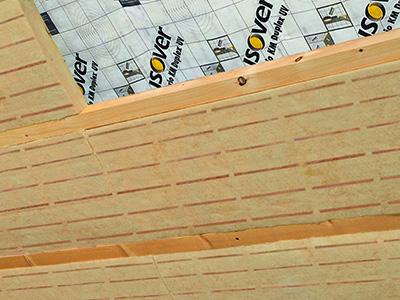 Untersparrendämmung, Zaspel-Dach - Dachflächendämmung